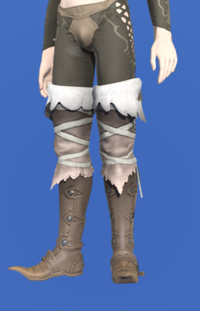 Model-Woad Skyhunter's Boots-Male-Elezen.png