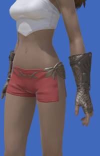 Model-Aetherial Fingerless Peisteskin Gloves-Female-Viera.png