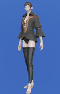 Model-Flame Sergeant's Shirt-Female-Elezen.png