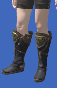 Model-Raptorskin Boots-Male-Hyur.png