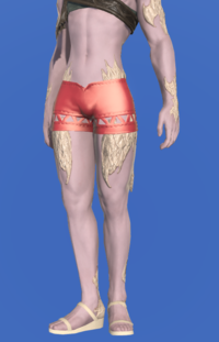 Model-Red Summer Trunks-Male-AuRa.png