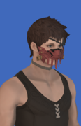Model-Replica Sky Rat Mask of Striking-Male-Hyur.png