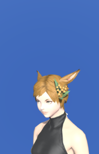 Model-Orange Lily of the Valley Corsage-Female-Miqote.png