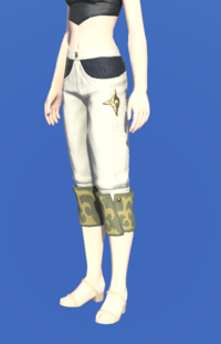 Model-Bloodhempen Trousers of Gathering-Female-Hyur.png