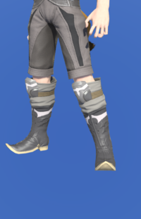 Model-Filibuster's Boots of Healing-Male-Miqote.png