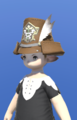 Model-Gridanian Officer's Cap-Male-Lalafell.png