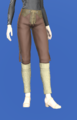 Model-Cashmere Slops-Female-Elezen.png