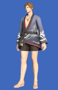 Model-Lord's Yukata (Blue)-Male-Hyur.png