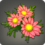 Red Daisy Corsage Icon.png