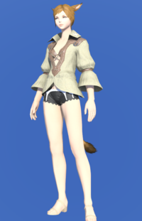 Model-Aetherial Velveteen Shirt-Female-Miqote.png