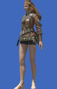 Model-Archaeoskin Jackcoat of Gathering-Female-Viera.png