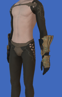Model-Replica Sky Pirate's Gauntlets of Fending-Male-Elezen.png