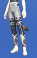 Model-Augmented Lost Allagan Pantaloons of Scouting-Female-Miqote.png