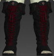 Ghost Barque Open-toed Boots of Scouting--Undyed.png