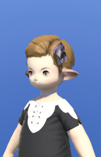 Model-Black Arum Corsage-Male-Lalafell.png