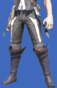 Model-Miqo'te Longboots-Male-Miqote.png