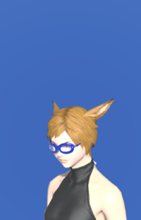 Model-Thick-rimmed Glasses-Female-Miqote.png