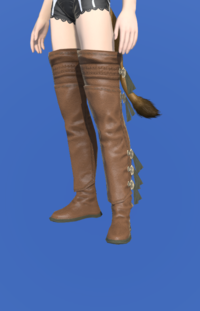 Model-Archaeoskin Jackboots of Gathering-Female-Miqote.png