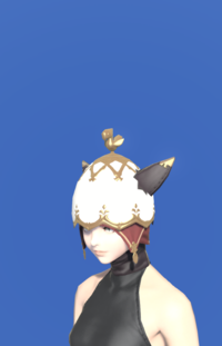 Model-Chocobo Egg Cap-Female-Miqote.png