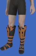 Model-Replica Sky Rat Ironclad Boots of Aiming-Male-Hyur.png