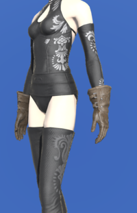 Model-Dark Dhalmelskin Gloves-Female-Elezen.png