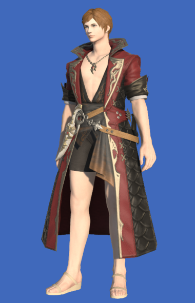 Model-Griffin Leather Coat of Striking-Male-Hyur.png