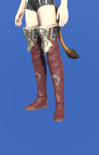 Model-Saurian Boots of Striking-Female-Miqote.png