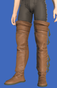 Model-Archaeoskin Jackboots of Gathering-Male-Hyur.png