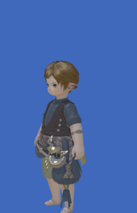 Model-Brightlinen Doublet Vest of Crafting-Male-Lalafell.png
