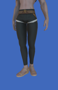 Model-Replica Sky Pirate's Bottoms of Casting-Male-AuRa.png