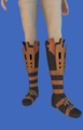Model-Replica Sky Rat Ironclad Boots of Aiming-Female-Elezen.png