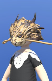 Model-Coeurl Mask-Male-Lalafell.png