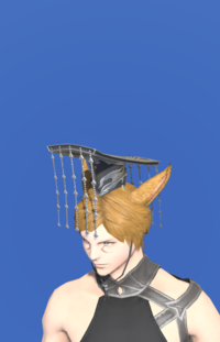 Model-Far Eastern Noble's Mortarboard-Male-Miqote.png