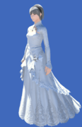Model-Gown of Eternal Devotion-Female-Hyur.png