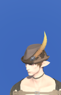 Model-Serge Hat of Healing-Male-Elezen.png