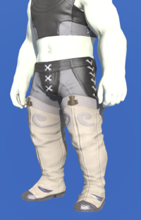 Model-Valerian Rune Fencer's Thighboots-Male-Roe.png