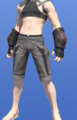 Model-Common Makai Priest's Fingerless Gloves-Male-Miqote.png