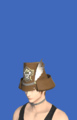 Model-Gridanian Officer's Cap-Male-Hyur.png