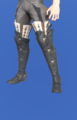 Model-Midan Boots of Striking-Male-Miqote.png