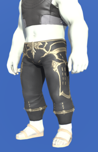 Model-Replica High Allagan Trousers of Maiming-Male-Roe.png