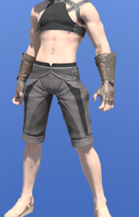 Model-Aetherial Fingerless Peisteskin Gloves-Male-Miqote.png