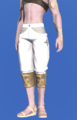 Model-Ramie Trousers of Gathering-Male-AuRa.png