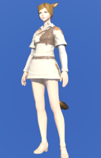 Model-Aetherial Cotton Trapper's Tunic-Female-Miqote.png