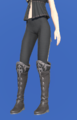 Model-Carborundum Boots of Aiming-Female-AuRa.png