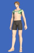Model-Green Summer Top-Male-Hyur.png