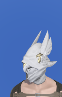 Model-Hood of the White Griffin-Male-Elezen.png