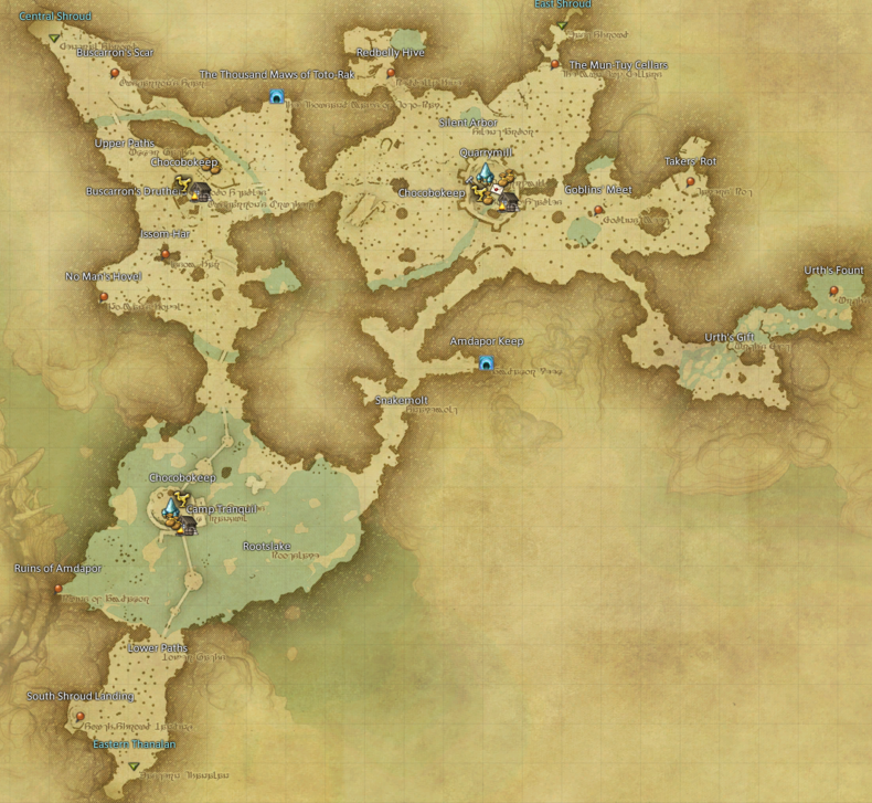 South Shroud – Gamer Escape: Gaming News, Reviews, Wikis ...