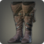 Gazelleskin Open-toed Boots of Scouting Icon.png