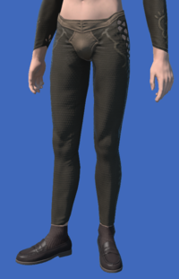 Model-Collegiate Shoes (Short Socks)-Male-Elezen.png