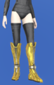 Model-The Feet of the Golden Wolf-Female-Elezen.png